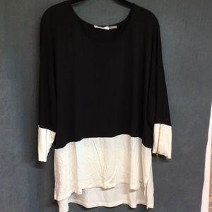 Calvin Klein knit top